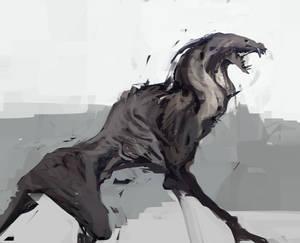Beast-process