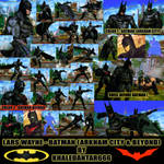LARS - BATMAN (ARKHAM CITY And BEYOND)