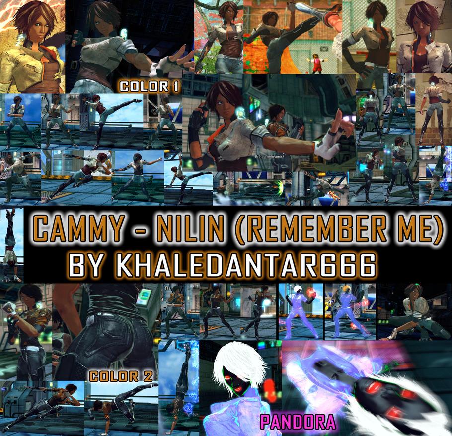 CAMMY - NILIN (REMEMBER ME) by Khaledantar666