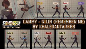 USF4 - CAMMY - NILIN (REMEMBER ME)