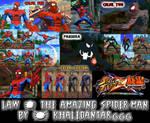 SFXT - LAW - THE AMAZING SPIDER-MAN