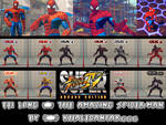 USF4 - FEI LONG - THE AMAZING SPIDER-MAN