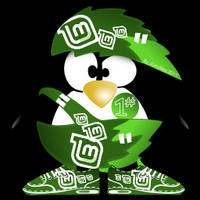 Tux Linux mint Avatar Pack by JoeyRex