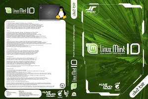 Pochette Linuxmint 10 v3 by JoeyRex