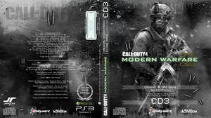 COD MW2 OST Blu-Ray v2 by JoeyRex
