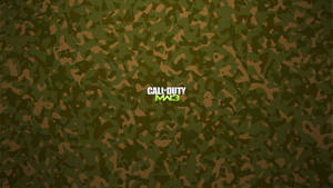 Camouflage Call.Of.Duty Wallpaper Pack 1 by JoeyRex