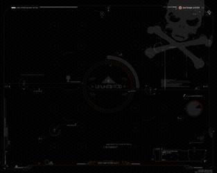 Hexalite Techno Design by JoeyRex.2011 [Vector] by JoeyRex