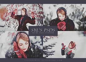 PSD #8 - Tales Of Winter by sylvador123