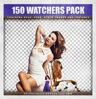 150 Watchers Pack by sylvador123