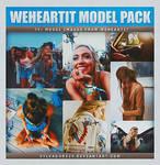 Weheartit Model Pack
