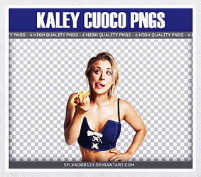 Kaley Cuoco PNGs
