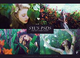 PSD #17 - Fairy Light by sylvador123