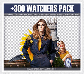 Syl's 300 Watchers Pack by sylvador123
