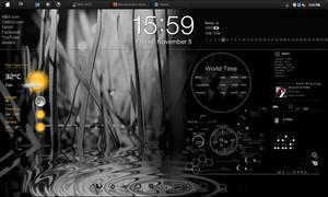 Rainmeter Desktop v3.0