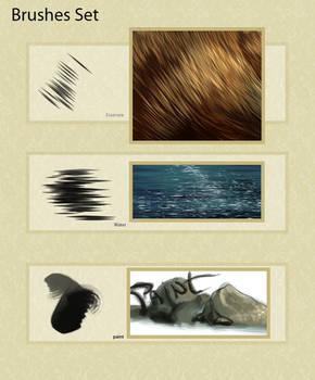 Brushes Set 01