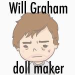 Will Graham (NBC Hannibal) Doll Maker