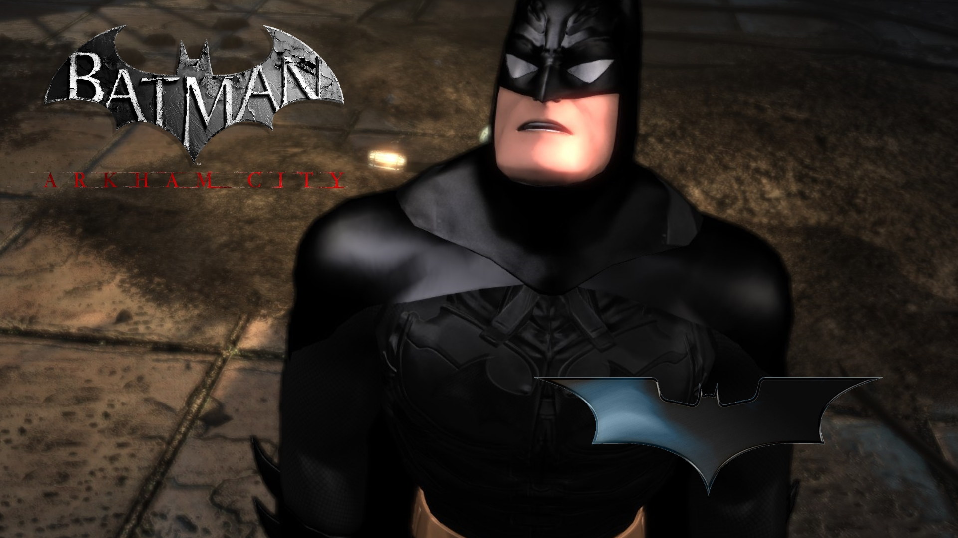 Animated Batman Begins skin mod for Arkham City by ...