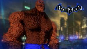 The Thing (F4) mod for Batman Arkham City