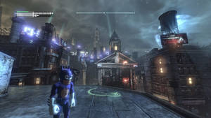 Sonic Mod for Batman Arkham City