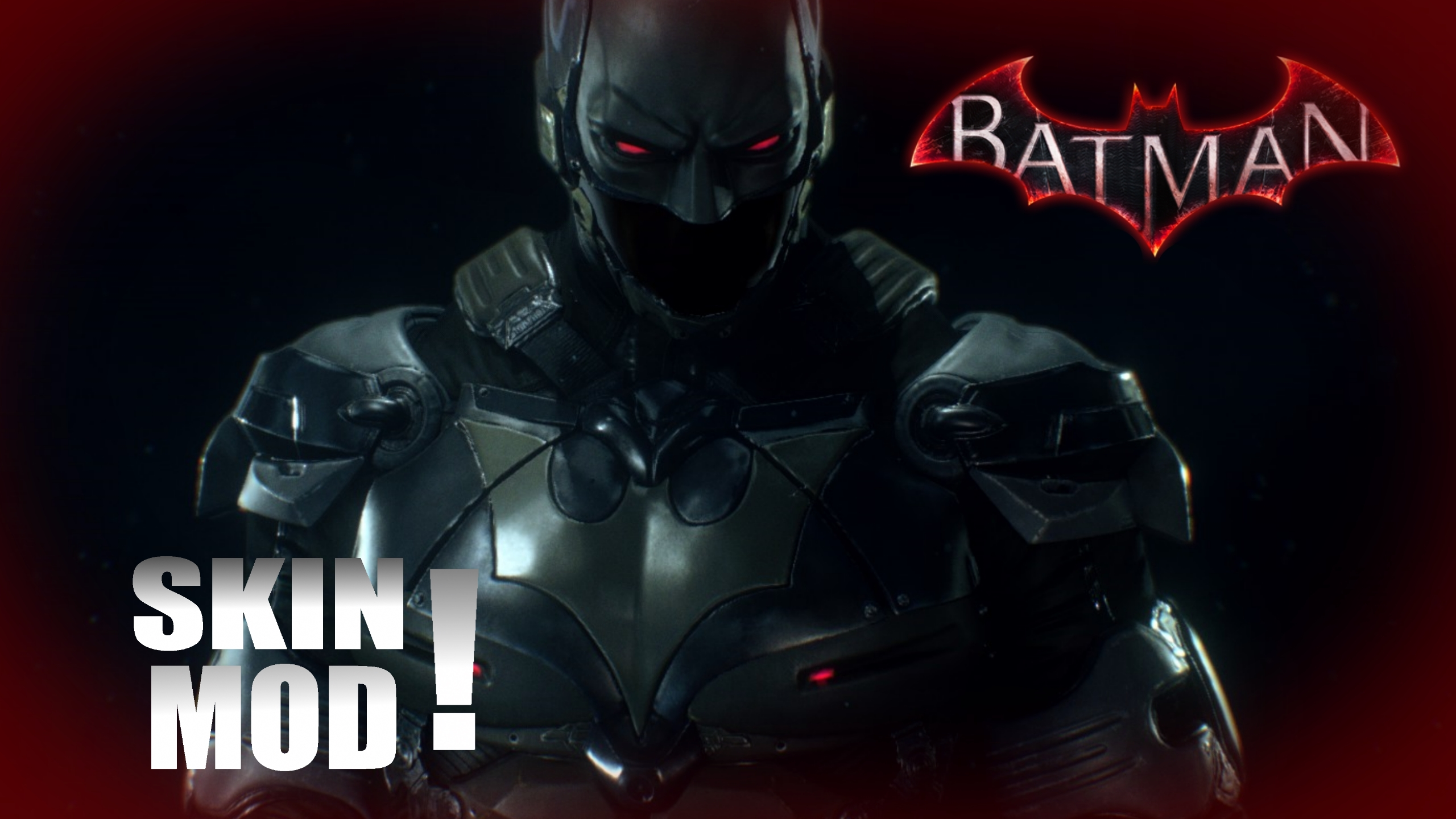 Military Batman skin mod for Batman Arkham Knight