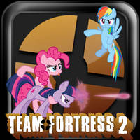 Pony Fortress 2 by Emper24
