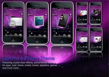 iGamma 4 iPhone and iPod Touch by coolgamma