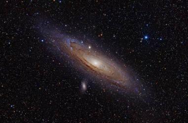 Star Trek Pike 15 Andromeda Partie 2 by DarthSparrow