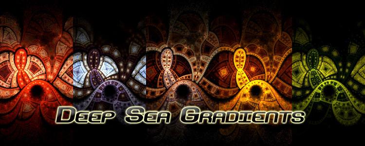 Deep Sea Gradients by CabinTom