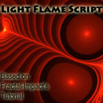 Light Flame Script by CabinTom