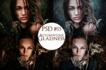 PSD #15 - Autumntime Gladness