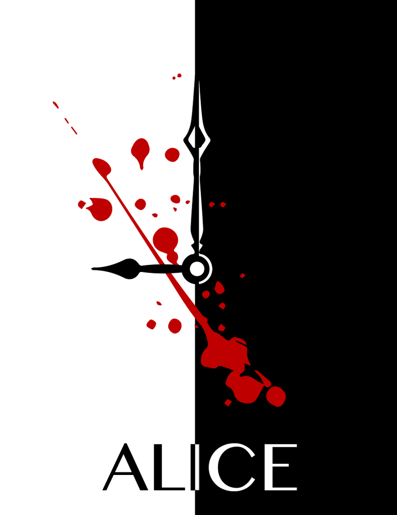 Alice Poster by 8-BitQuilter
