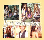 rock me in - new action