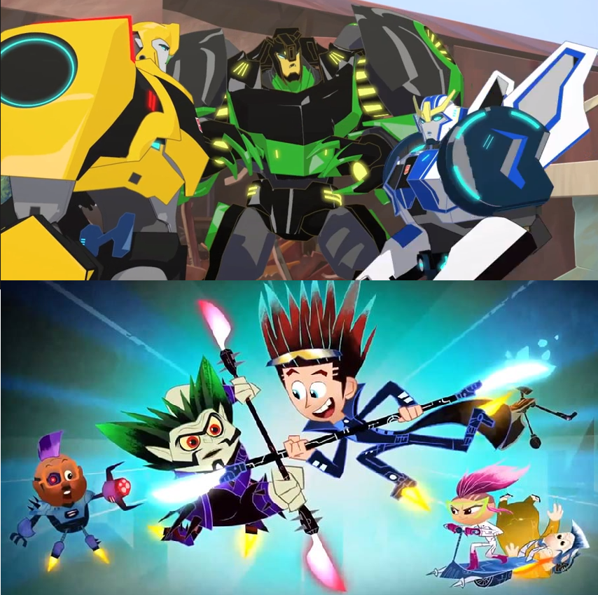 My Thoughts On Transformers RID And Penn Zero By