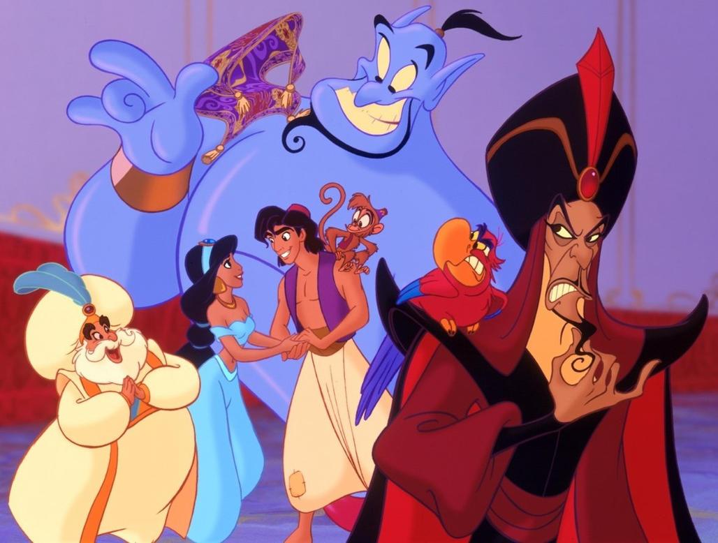SV Reviews: Aladdin (1992) by SithVampireMaster27 on DeviantArt