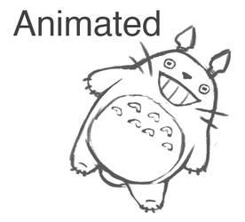 Totoro Sway by Belruel