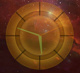 Mass Effect Clock