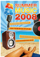 Summer Music 2008 by vincitrice