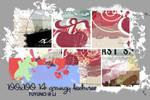 100x100 grungy textures