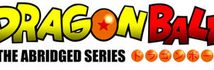 Dragon Ball Abridged Logo 1 by Little--Broling