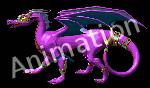 MUGEN Dragoness Idle 2 by LordOfDragons