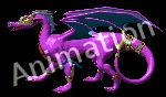 MUGEN Dragoness Idle 2