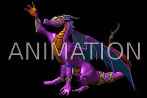 MUGEN Dragoness Grab-Throw by LordOfDragons