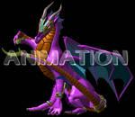 MUGEN Dragoness Grab-Throw 2 by LordOfDragons