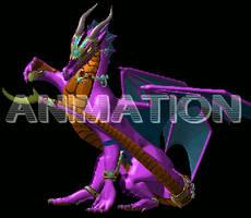 MUGEN Dragoness Grab-Throw 2b