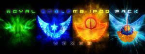 Royal Emblems iPod/iPhone Pack