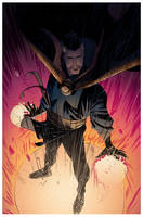 New Doctor Strange by krissthebliss