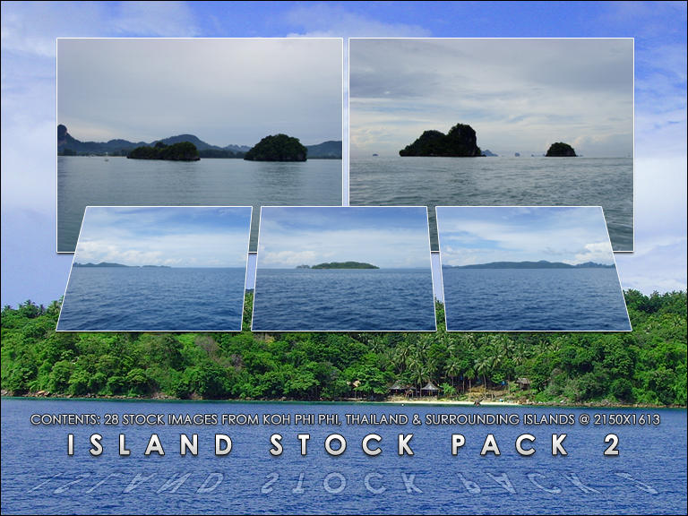 Island Stock Resource Pack 2 by FSDown