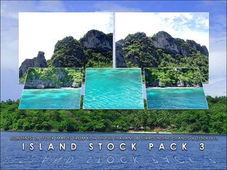 Island Stock Resource Pack 3