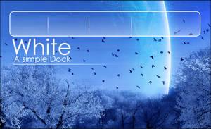 RocketDock: White