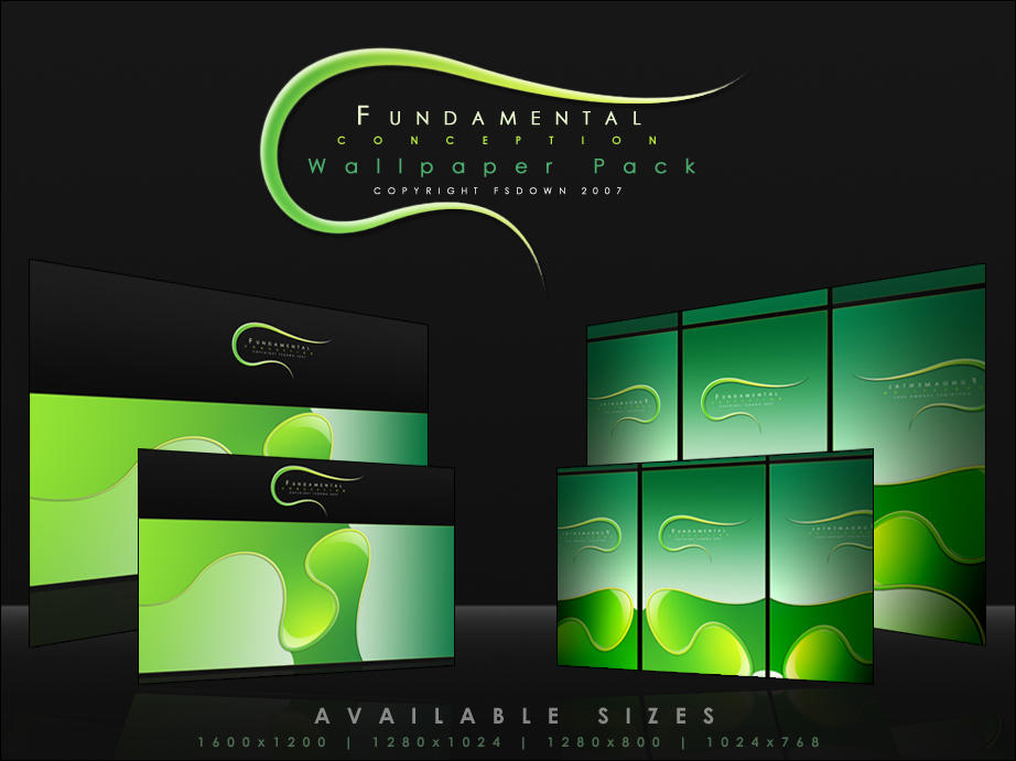 Fundamental Conception WP Pack